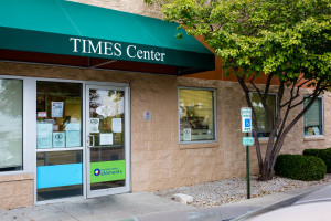 Photo by Scott Wells | The Prospectus   The Times Center, located at 70 E. Washington St.in Champaign.  Due to the current state budget impasse, the center will no longer provide lunch service effective Sept. 29, 2015.
